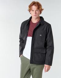 Vêtements Homme Blousons Vans DRILL CHORE COAT LINED Noir
