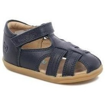 Chaussures Garçon Sandales et Nu-pieds Shoo Pom pika boy MARINE