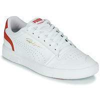 Chaussures Baskets basses Puma RALPH SAMPSON LO Blanc / Rouge