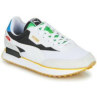 Chaussures Baskets basses Puma FUTURE RIDER Unity Collection Blanc / Noir