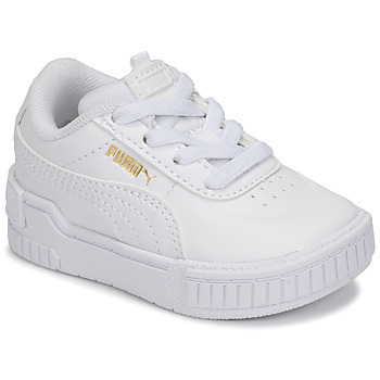 Chaussures Fille Baskets basses Puma CALI SPORT INF Blanc