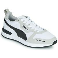 Chaussures Homme Baskets basses Puma R78 Blanc / Noir