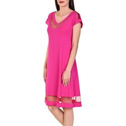 Vêtements Femme Robes courtes Lisca Robe de plage Porto Montenegro Rose