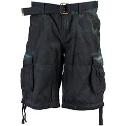 Vêtements Homme Shorts / Bermudas Geographical Norway Bermuda Homme Pablo Bleu