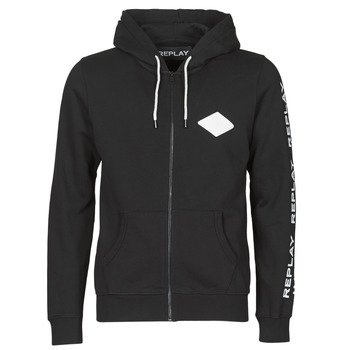 Vêtements Homme Sweats Replay M3221 Noir