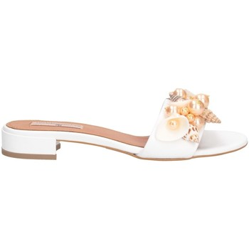 Chaussures Femme Mules Tsakiris Mallas 605 CELIA 6-1 blanc