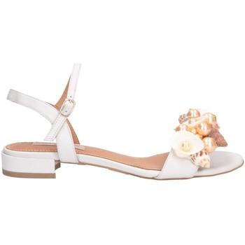 Chaussures Femme Sandales et Nu-pieds Tsakiris Mallas 601 CELIA 6-1 blanc