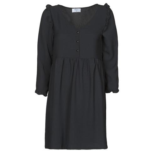 Vêtements Femme Robes courtes Betty London JABALA Noir