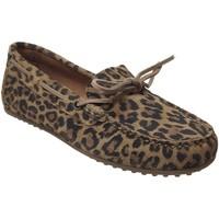 Chaussures Femme Mocassins Moc's 19j084 Marron