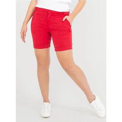 Vêtements Femme Shorts / Bermudas TBS FUBILBUR Rouge