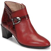 Chaussures Femme Bottines Hispanitas PIRINEO Rouge