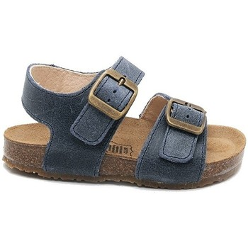 Chaussures Garçon Sandales et Nu-pieds Bopy EDOUARDO bleu