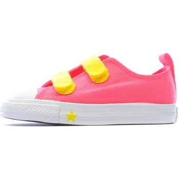 Chaussures Fille Baskets basses Converse 764264C Rose
