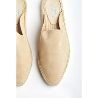 Chaussures Femme Mules Cala MALA LEATHER BEIGE