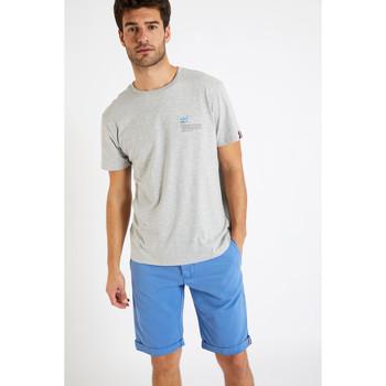 Vêtements Homme T-shirts manches courtes Cala YANNSUD DICTIO GRIS