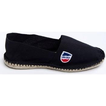 Chaussures Espadrilles Cala CLASSIQUE UNI NOIR