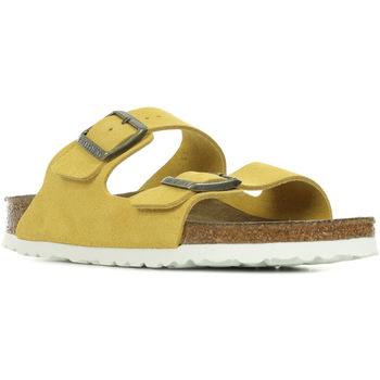 Chaussures Femme Mules Birkenstock Arizona BS Sfb jaune