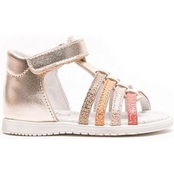 Chaussures Fille Sandales et Nu-pieds Bopy REALITY Doré