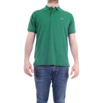 Vêtements Homme Polos manches courtes Lacoste L.12.12 polo homme Vert Vert