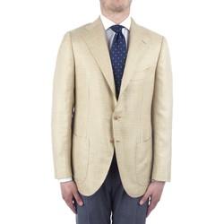 Vêtements Homme Vestes / Blazers Cesare Attolini S20MA43 jaune