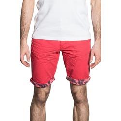 Vêtements Homme Shorts / Bermudas Deeluxe Short FLICKSON Tomato