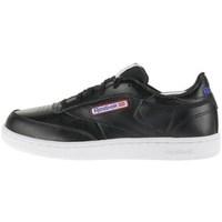 Chaussures Enfant Baskets basses Reebok Sport Club C Blanc,Noir