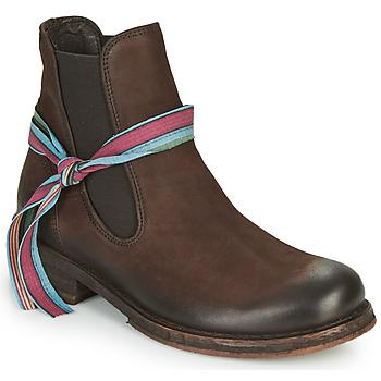 Chaussures Femme Boots Felmini COOPER Marron