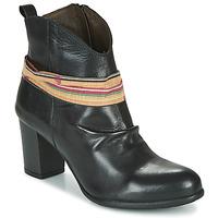 Chaussures Femme Bottines Felmini EMORI Noir