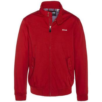 Vêtements Homme Blousons Schott Veste  ref_48717 Rouge Rouge