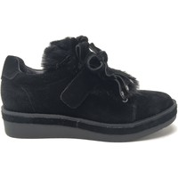 Chaussures Femme Baskets basses Mam'zelle CHAUSSURES  KALMI Noir