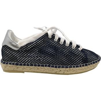 Chaussures Femme Baskets basses La Maison De L'espadrille CHAUSSURES  1039 MARINE
