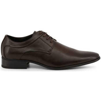 Chaussures Homme Derbies Duca Di Morrone - harold Marron