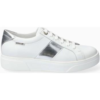 Chaussures Femme Baskets basses Mephisto Derbie FAY Blanc Blanc