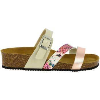 Chaussures Femme Mules La Maison De L'espadrille 3532 beige