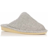 Chaussures Femme Chaussons Garzon P451.130 Gris