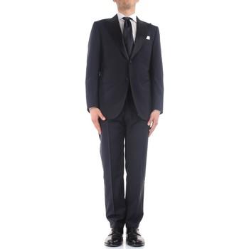 Vêtements Homme Costumes  Kiton K06S79/05 bleu