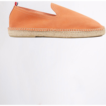 Chaussures Homme Espadrilles Cala SLIPON LEATHER Orange