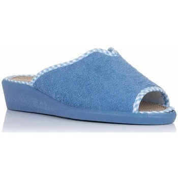 Chaussures Femme Chaussons Calsán 322 Azul