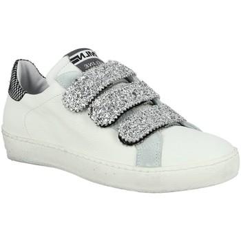 Chaussures Femme Baskets basses Meline kuc 81 blanc