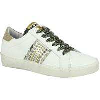 Chaussures Femme Baskets basses Meline kuc  1348 blanc