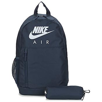 Sacs Sacs à dos Nike Y  ELMNTL BKPK - GFX FA19 Bleu