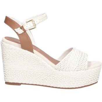 Chaussures Femme Sandales et Nu-pieds Sara Lopez SLZDSCSA0036 Sandales Femme blanc blanc