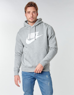 Vêtements Homme Sweats Nike M NSW CLUB HOODIE PO BB GX Gris