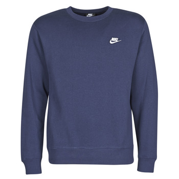 Vêtements Homme Sweats Nike M NSW CLUB CRW BB Bleu