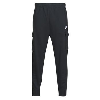 Vêtements Homme Pantalons de survêtement Nike M NSW CLUB PANT CARGO BB Noir / Blanc