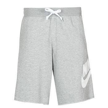 Vêtements Homme Shorts / Bermudas Nike M NSW SCE SHORT FT ALUMNI Gris