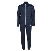 Vêtements Homme Ensembles de survêtement Nike M NSW SCE TRK SUIT PK BASIC Bleu