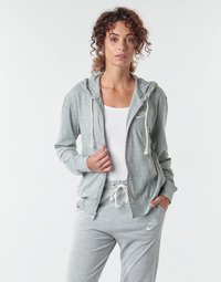 Vêtements Femme Sweats Nike W NSW GYM VNTG HOODIE FZ Gris
