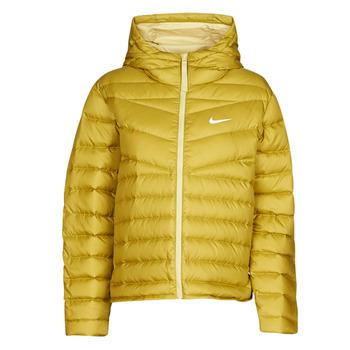 Vêtements Femme Doudounes Nike W NSW WR LT WT DWN JKT Kaki