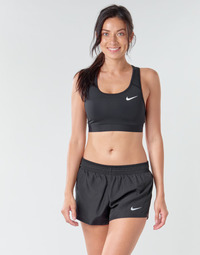 Vêtements Femme Brassières de sport Nike NIKE SWOOSH BAND BRA NON PAD Noir